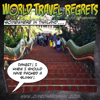 World Travel Regrets